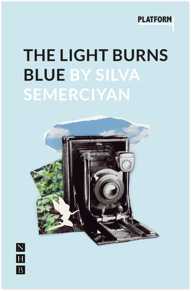 The Light Burns Blue